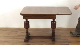 ドローリーフテーブル(商品ID:53682) アンティークフレックス イギリス アンティーク家具 ダイニングテーブル