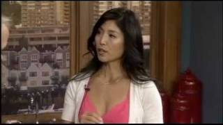 Ani Phyo - Ani's Raw Food Asia - AM Northwest TV in Portland, OR KATU
