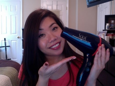 My blowdryer: Solia Thermal Ionic & Recycle and save $40