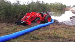 Duck Impoundment Water Pump