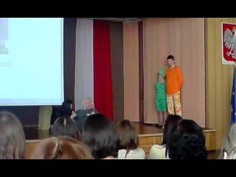 Dzień Zdrowego Odżywiania W Szkole - Prezentacja Klasy III D [15.03.2010r.]
