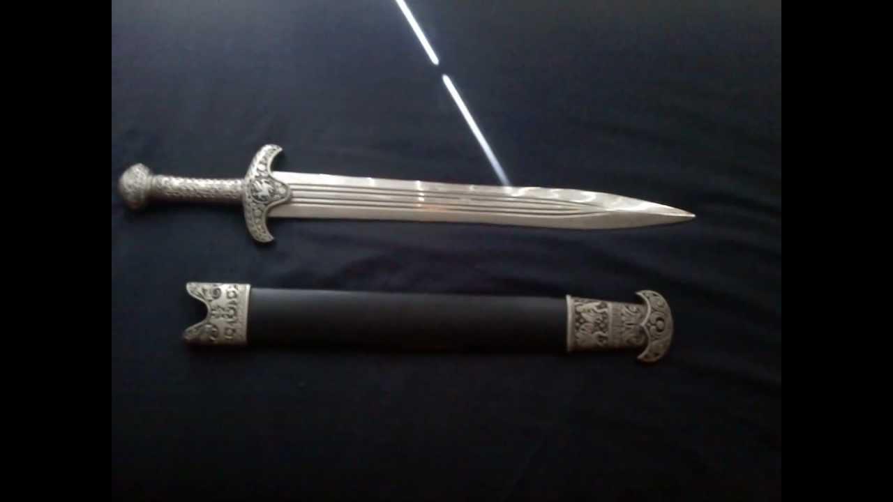Greek Sword Names Greek vs Roman Swords