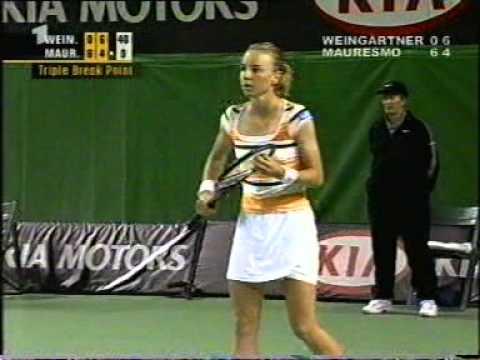 全豪オープン 2002 4th Round モーレスモ vs. Weingärtner 5/8