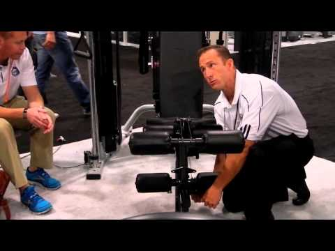 Inspire Fitness FT2 Bench Attachment