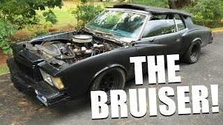 "New Car! Meet ""The Bruiser"" Race Car Project…"