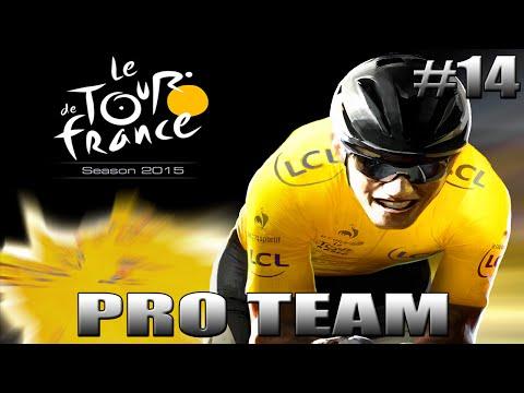 [Let's Play] Tour de France 2015 | Pro Team #14 | En avant ! [HD] [Fr]