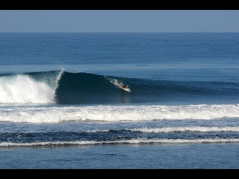 April 16 & 18 2016 Surfing Playa Hermosa Costa Rica