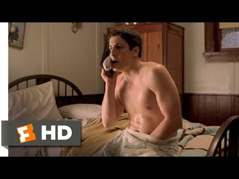 American Pie 2 (9 11) Movie Clip - Super Glue (2001) Hd video