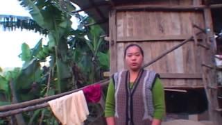 Qub Movie P4 - Ncig saib Hmoob TojSiab. Sightseeing and touring Remote Hmong Village. (HD)