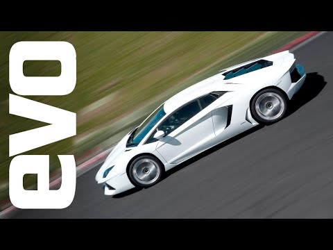 Lamborghini Aventador Video Review - evo Magazine