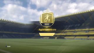 FIFA 17 SFIDA CREAZIONE ROSA (AGGIORNAMENTO ORO) #1