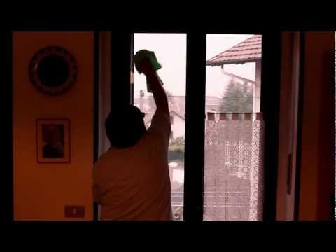 Come pulire i vetri senza detersivi