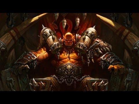 Гаррош Адский Крик: сын Грома, вождь Маг'харов (Глава 1)