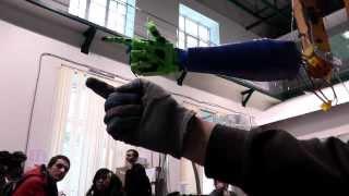 Роборука / Robotic hand