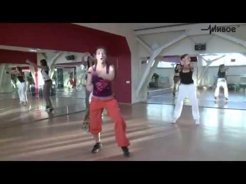Уроки зумбы фитнес - видео