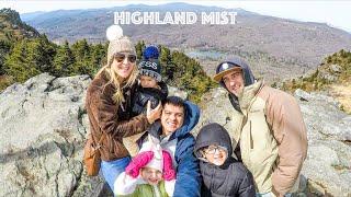 Highland Mist   Banner Elk   NC   Travel Vlog