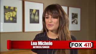 Lea Michele: 'I Couldn't Make This Record Without Cory'