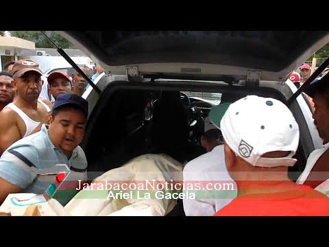 Médico Legista explica y Familiares Amigo del Muerto lo que paso en Jumunuco Jarabacoa.