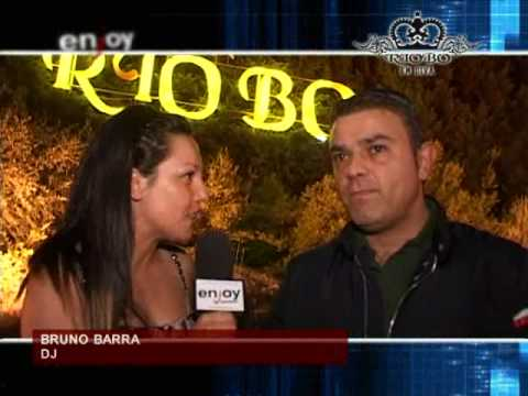 BRUNO BARRA TOP DJ SPECIAL GUEST AL RIO BO DI GALLIPOLI.wmv