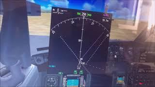 Mcirosoft Flight Simulator X PMDG 737 Full uçuş