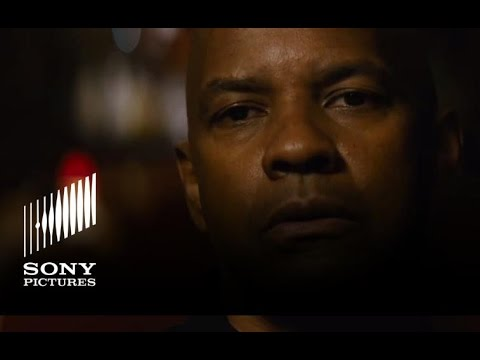 The Equalizer Movie - New look featuring Eminem's #GutsOverFear