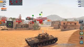 [TEAM ID] World of Tanks Blitz // Leopard 1 // MAD GAMES !!