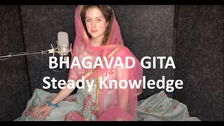 Bhagavad Gita | One of Steady Knowledge