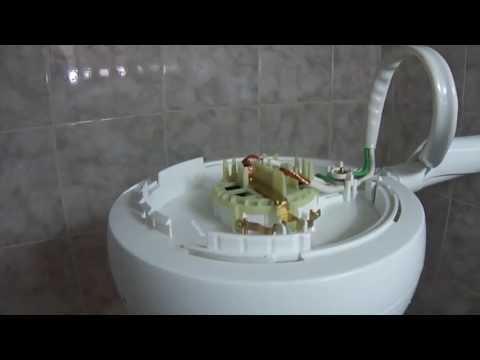 Funcionamiento de la ducha Lorenzetti Fashion