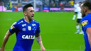 Gol de Robinho - Cruzeiro 1x0 Corinthians - COPA DO BRASIL