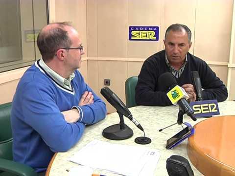 PELÍCULA Entrevista Antonio Nogales Cadena Ser  MARZO 2015