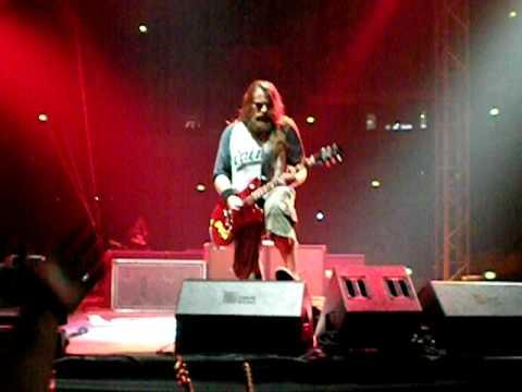 Lamb of God Mark Morton guitar solo live in Rome