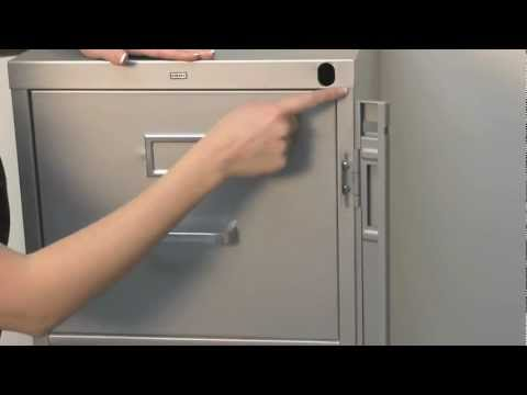 ABUS File Cabinet Locking Bars & Padlocks