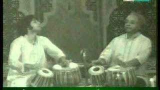 Ustaad  Zakir Hussain's rare video