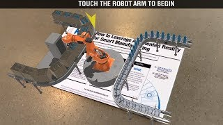 AR Business Card  Desktop Manufacturing - Kinetic Vision