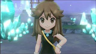 NS 精靈寶可夢 隱藏事件 鬼畜碧藍大姐 神奇寶貝 精靈寶可夢 Let's Go!伊布 Nintendo Switch