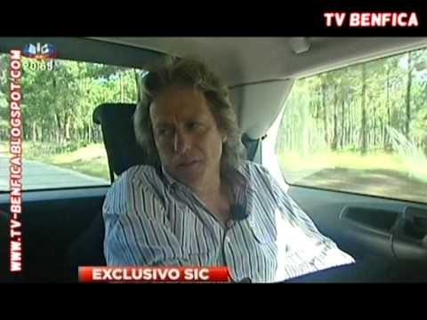 Entrevista Jorge Jesus | SIC | 20.05.2010 | 1 de 4