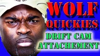 WOLF QUICKIES!: Attach Goggle CAM!
