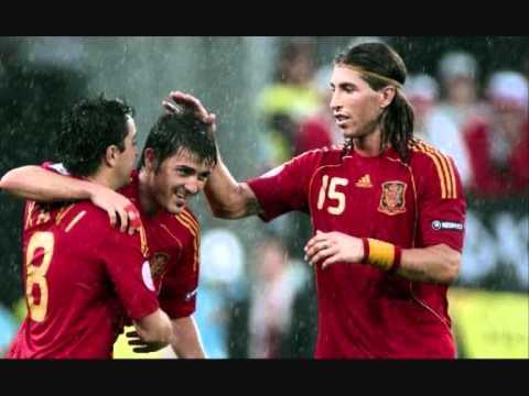 Sergio Ramos & David Villa
