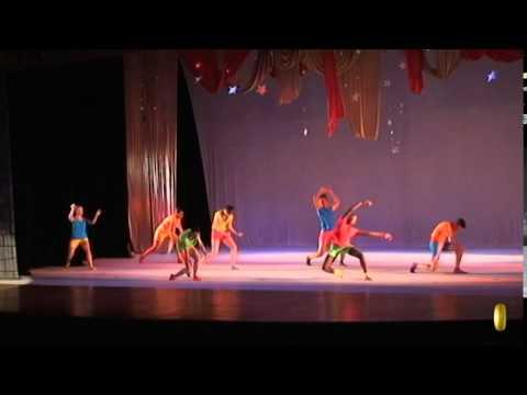 CAD - Centro Avançado de Dança - Coreografia AMIZADE
