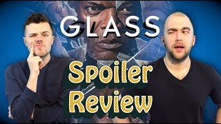 Glass Spoiler Review and Ending Explained