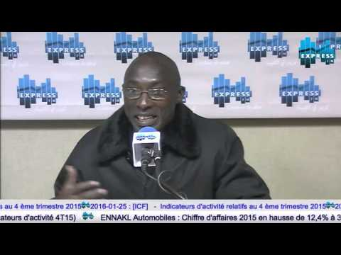 Konan Kouadio Desire parle du  climat des affaires en Côte d'Ivoire