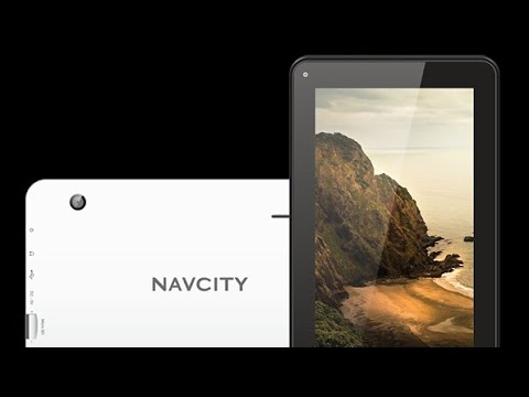 Tablet NavCity NT 2755