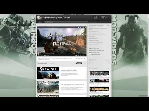 Lets Talk About Skyrim Mod Sanctuary