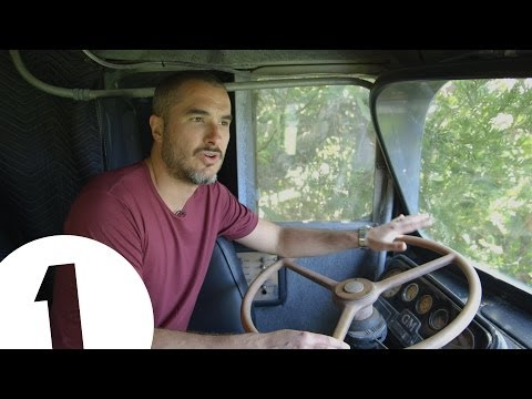Shangri La Studio tour from Zane Lowe