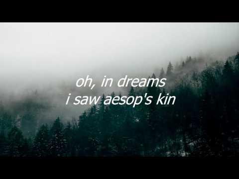 in dreams - ben howard lyrics (acoustic version)