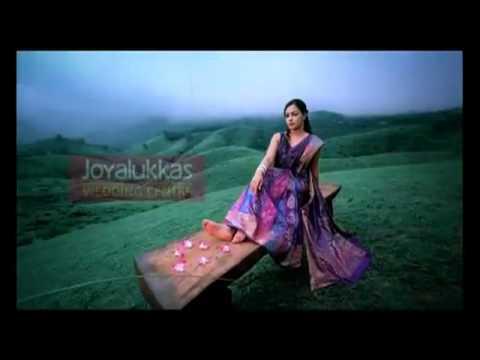 Nithya Menon In Joy Alukkas Wedding Centre Ad