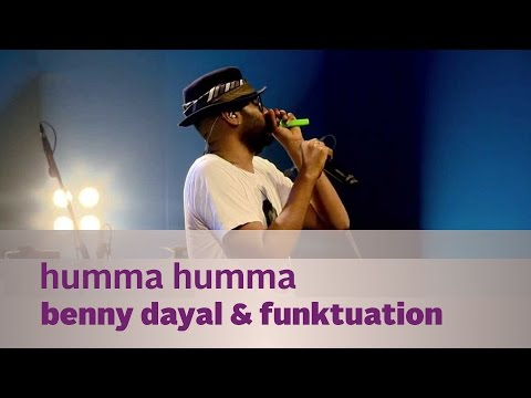 Humma humma - Benny Dayal & Funktuation - Music Mojo Season...