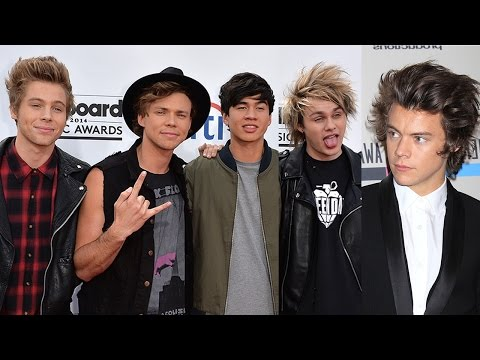 Is 5SOS Officially More Popular Than One Direction?
