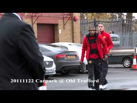 20111122 Man Utd - Carpark @ Old Trafford