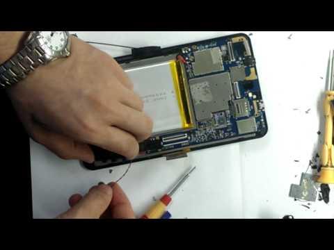 Замена тачскрина на планшете digma своими руками